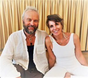 Jack and Benita Samavesha