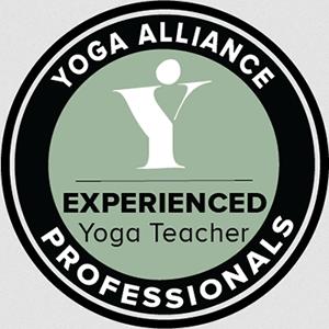 Yoga Alliance Experience Yoga Teacher Accreditation logo