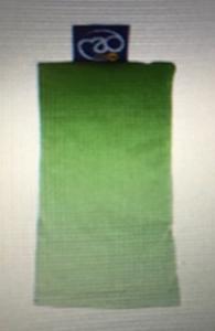 Yoga Eye Pillow Green