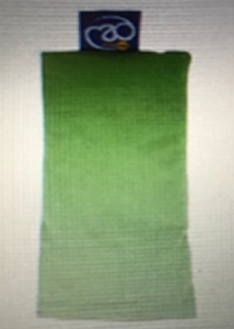 Yoga Eye Pillow Green