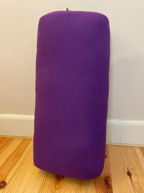 Purple Bolster