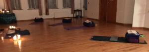 Christine Stewart Yoga Room